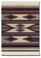 Earthtone Southwest, Mouse Rug