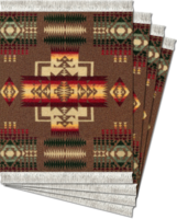 Chief Joseph, Coaster Rug