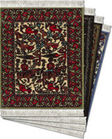 International Collection, Coaster Rug