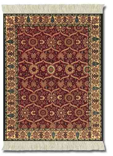 Shah Jahan, Mouse Rug