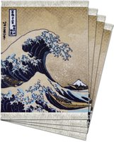 The Great Wave off Kanagawa, Coaster Rug