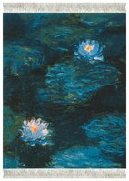 Water Lilies, Mouse Rug